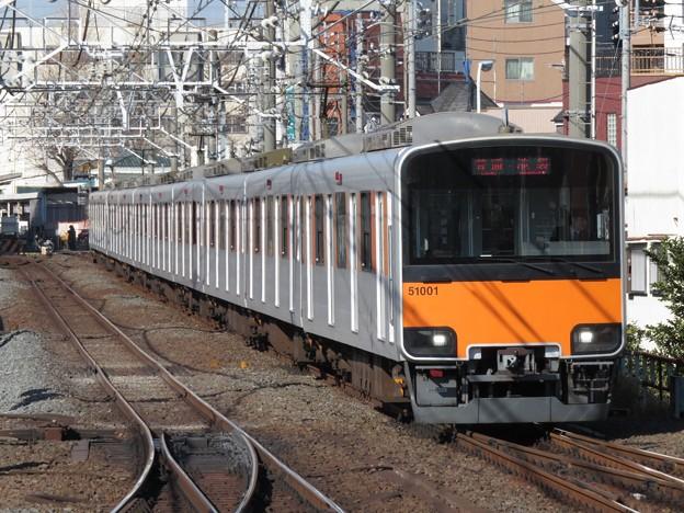 東武東上線50000系 51001F