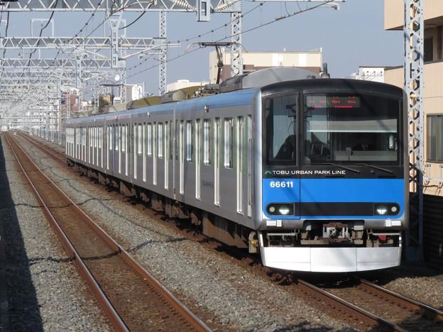東武野田線60000系 61611F