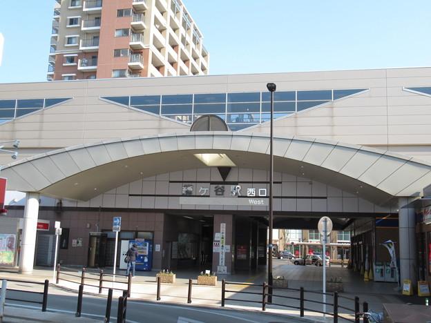 [東武]鎌ヶ谷駅 西口