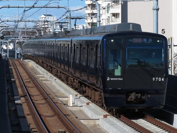 相鉄線9000系 9704F