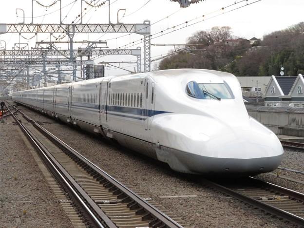 東海道・山陽新幹線N700A系1000番台 G24編成