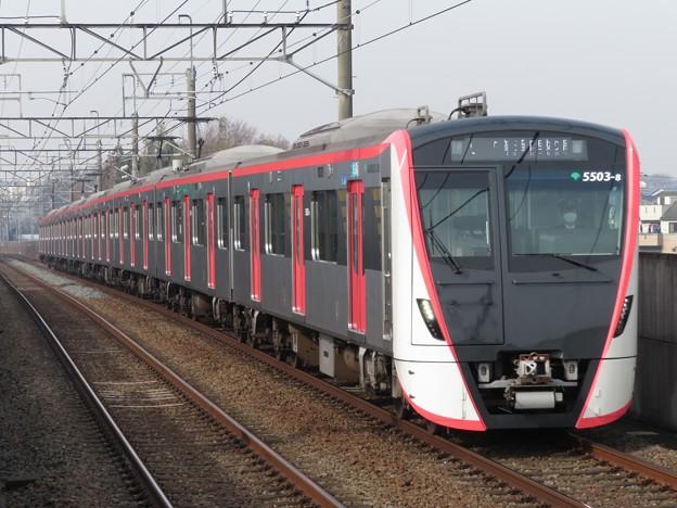 Photos: 都営浅草線5500形 5503F