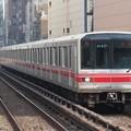 東京メトロ丸ノ内線02系 02-121F