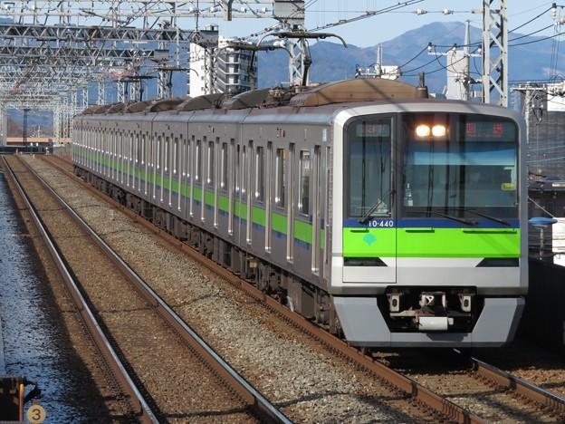 都営新宿線10-300形 10-440F