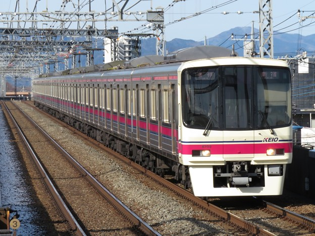 Photos: 京王線8000系 8703F