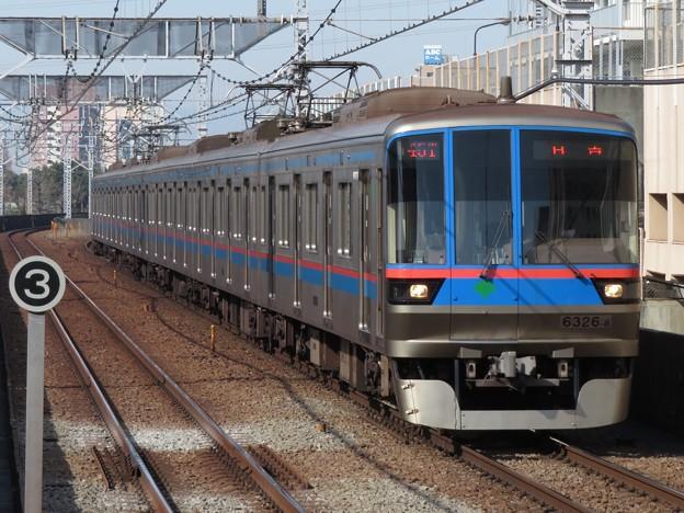 都営三田線6300形 6326F