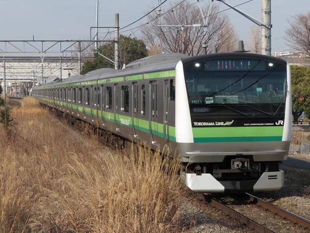 横浜線E233系6000番台 H011編成