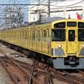西武新宿線2000系 2065F