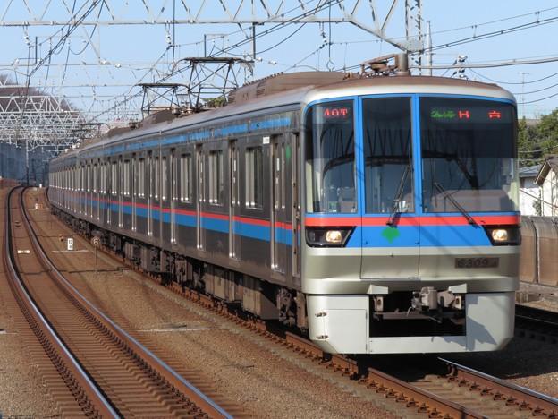都営三田線6300形 6309F