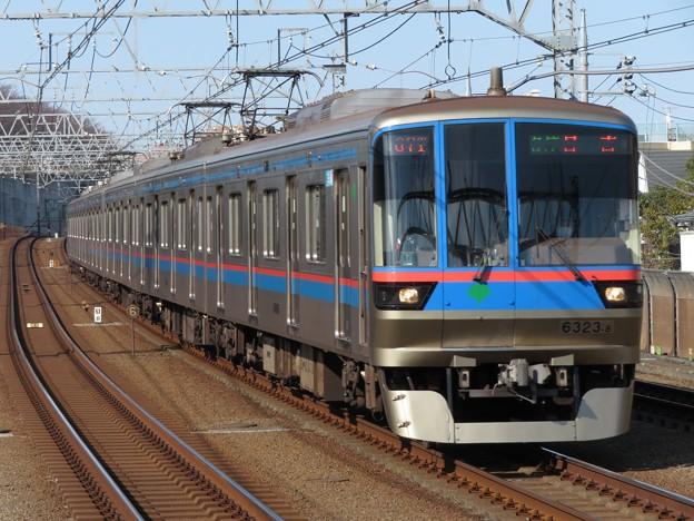 都営三田線6300形 6323F