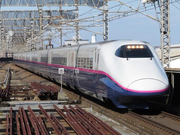 上越新幹線E2系1000番台 J75編成