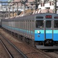 Photos: 田園都市線8500系 8614F【伊豆のなつ号】