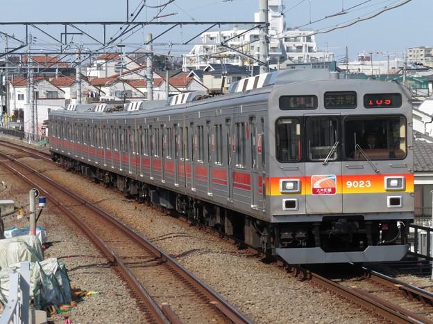 大井町線9020系 9023F