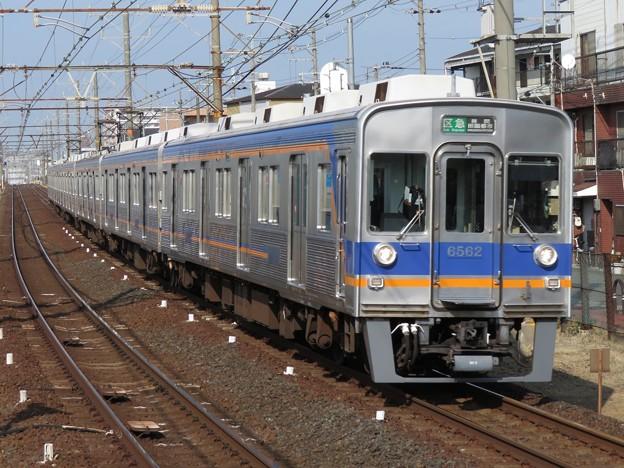 南海高野線6200系 6552F