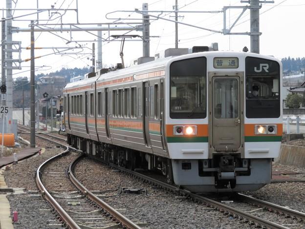 飯田線213系5000番台 H11編成
