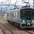 Photos: 小浜線125系 クモハ125-1+クモハ125-16