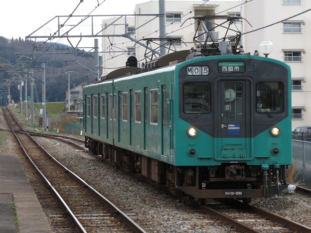 加古川線103系3550番台 クモハ103-3555F