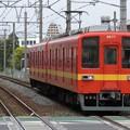 東武亀戸線8000系 8577F【昭和30年代塗装リバイバル】