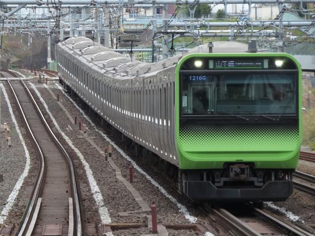 山手線E235系 トウ15編成