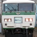 Photos: 185系200番台 B7+OM03編成(おはようライナー)