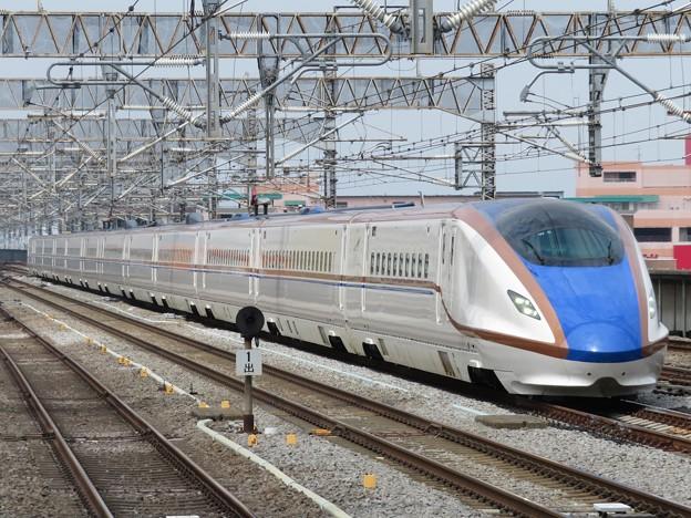 北陸新幹線W7系 W6編成