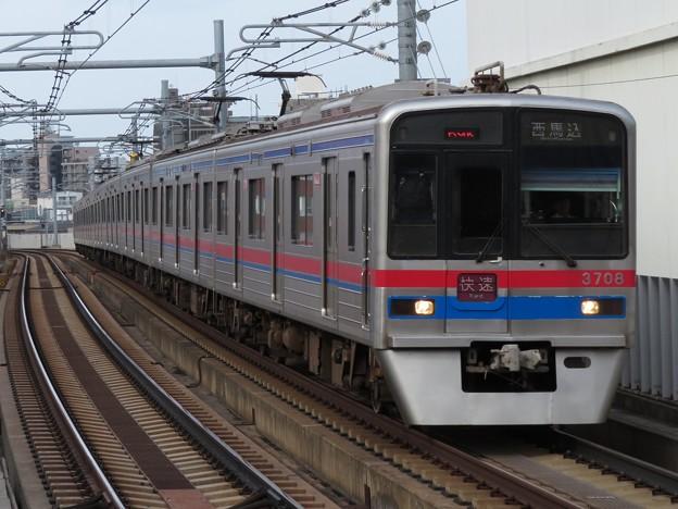 京成線3700形 3708F