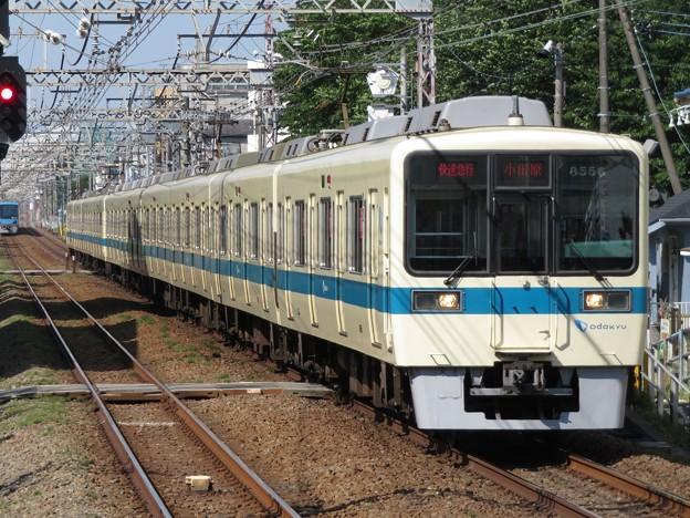小田急小田原線8000形 8256F+8056F