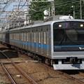 小田急小田原線3000形 3253F+1055F