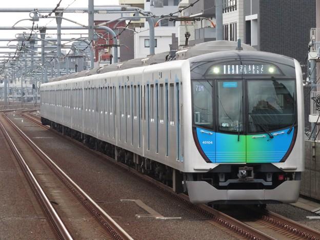 西武池袋線S-TRAIN40000系 40104F
