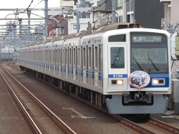 Photos: 西武池袋線6000系 6156F【東京富士大学HM】