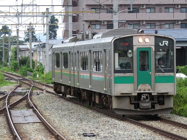 山形線701系5500番台 Z-5編成