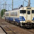 奥羽線キハ48形 キハ48 520+キハ48 1504