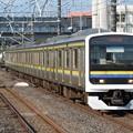 Photos: 総武線209系2100番台 C626編成