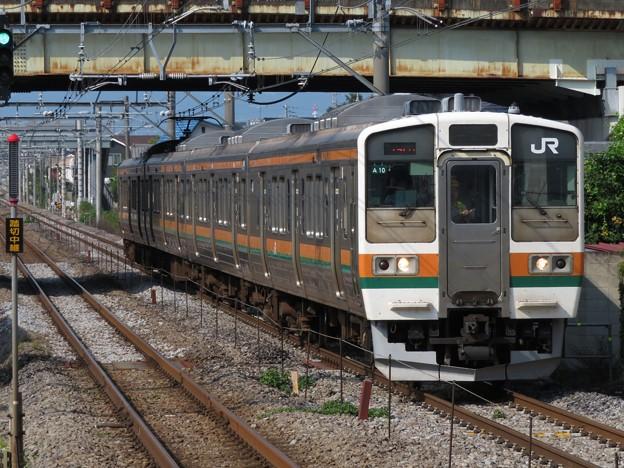 上越線211系3000番台 A10編成