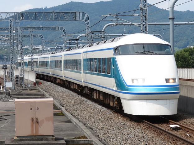 東武スペーシア100系 109F