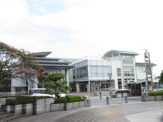 佐野駅 南口