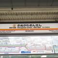 Photos: #TN56 鬼怒川温泉駅 駅名標