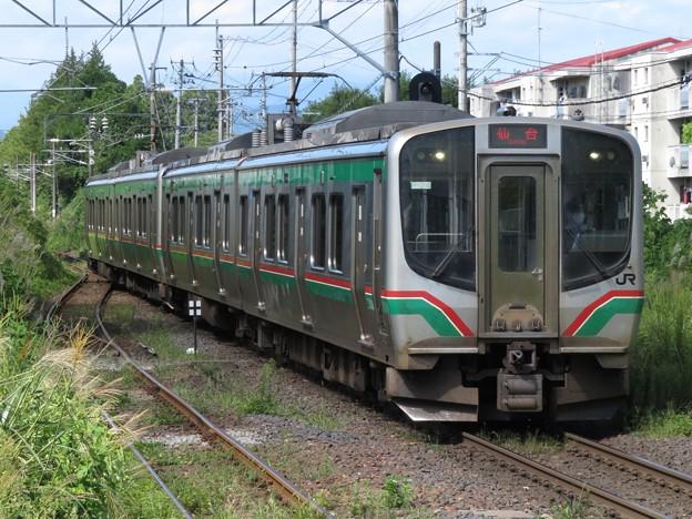 仙山線E721系0番台 P-24+P-22編成