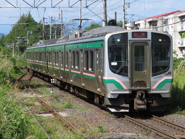 仙山線E721系1000番台 P4-1編成