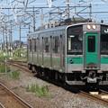 Photos: 東北線701系1500番台 F2-505編成