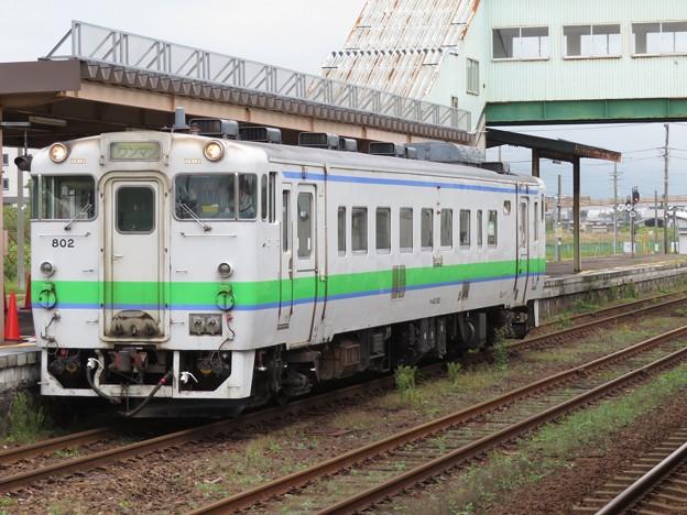 函館線キハ40系 キハ40 802