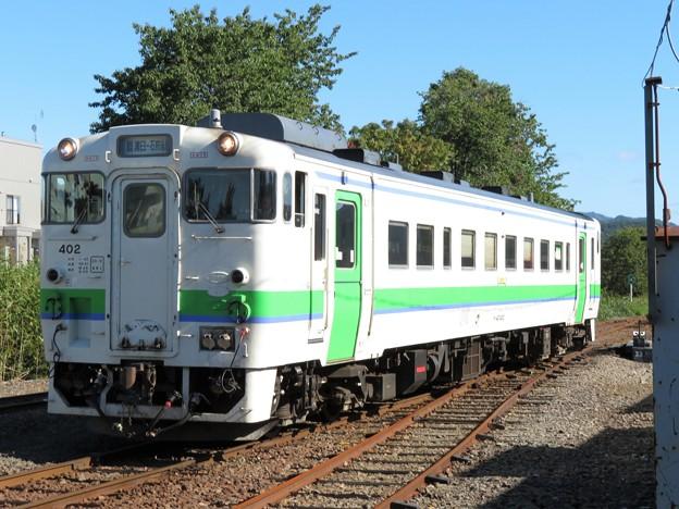 Photos: 札沼線キハ40系 キハ40 402