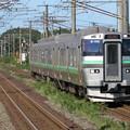 Photos: 千歳線733系 B-102編成