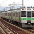 Photos: 函館線721系3000番台 F-3101+F-3201編成