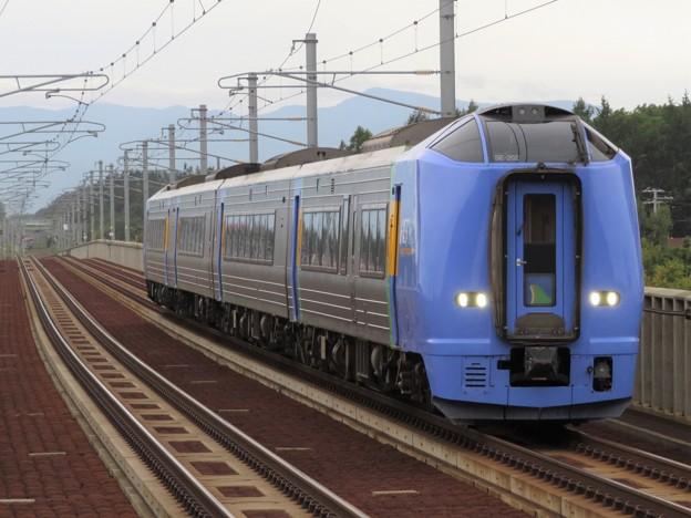 宗谷キハ261系1000番台 SE-202他4両編成
