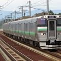 Photos: 函館線733系 B-114+B-103編成