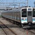 中央線211系0番台 N605編成