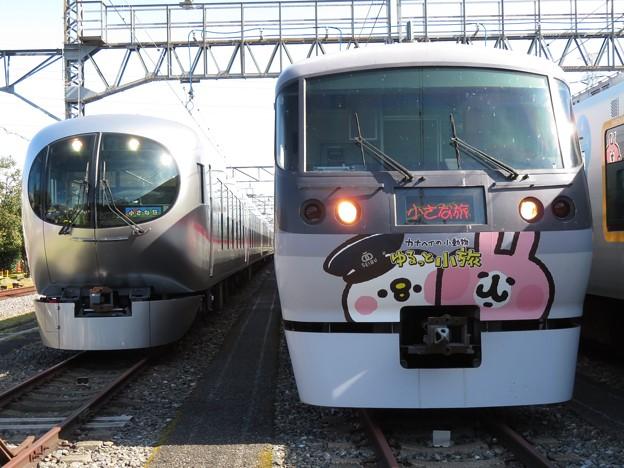 Photos: 西武001-C1F・10112F 2並び/1