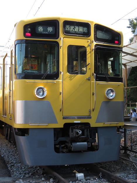 西武2000系 2517F