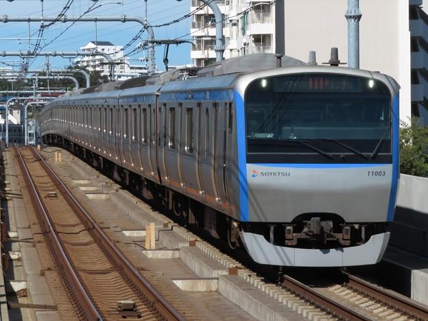 相鉄線11000系 11003F